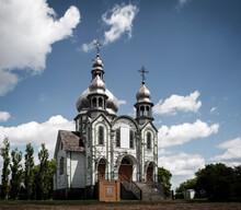 A Small Rural Church.