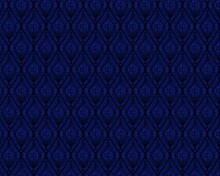 Blue Color Of Abstract Background