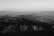 Hogback Mountain In Shenandoah