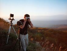Analog Landscape Photographer