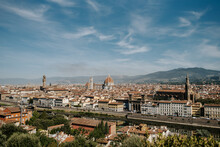Florence Italy, City View