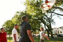 Basketball Amateur Team