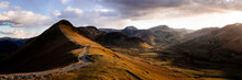 Catbells And Newlands Valley Lake District