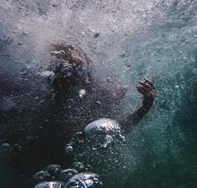 Dive Under Water.