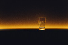 Still Life With Glass.