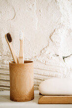 Organic Bamboo Toothbrushes