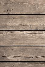 Wood Grain Plank Background