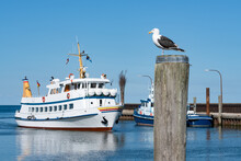 Harbour Cruise In Sylt, Schleswig-Holstein, Germany