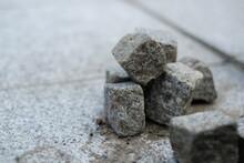 Stapel Terassensteine