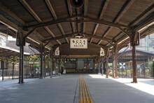 JR門司港駅 ホーム