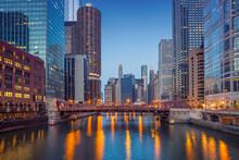 Chicago, City Skyline