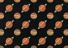 Jupiter And Saturn Pattern