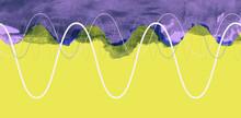 Vibrating Sound Wave