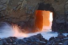 Light Through Hole