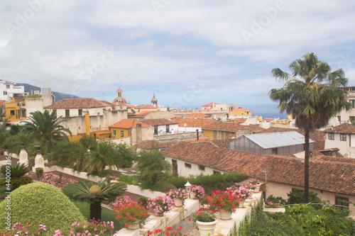 La Orotava, pueblo del norte de Tenerife