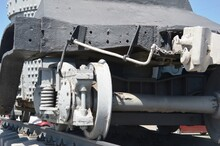 Wagon Trolley For Transporting Liquid Metal