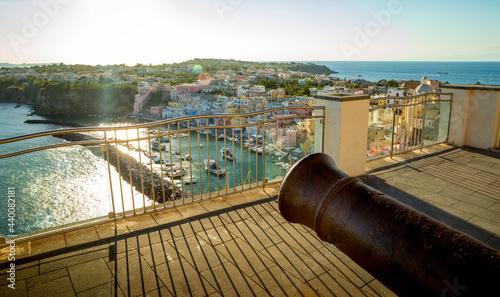 Fotografie, Obraz Procida island in Italy