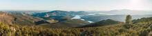 Beautiful View Of Mountain Range