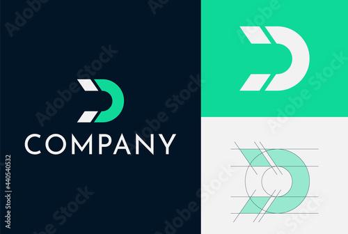 Stampa su Tela Logo Design For A Magnet Company