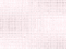 水玉ドット、円、丸パターンの背景素材、イラスト(ピンク)