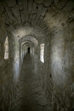 Tunnel In The Castle