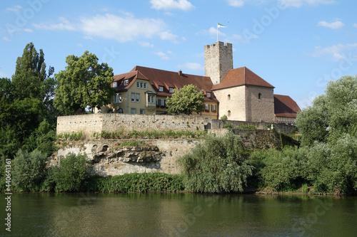 Fotografia Grafenburg in Lauffen am Neckar