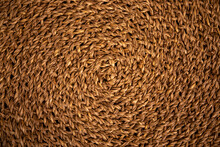 Texture Bamboo Wicker Texture Background