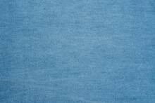 Summer Tencel Denim Fabric Background Material