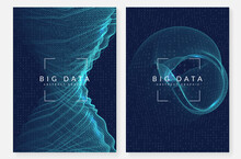Digital Technology Abstract Background. Artificial Intelligence, Deep Learning And Big Data Concept.
