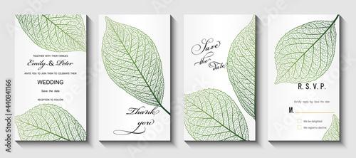 Fotografia Wedding invitation