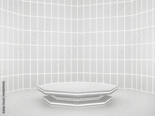 3D rendering Fototapete