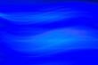 Leinwandbild Motiv blurred blue background / gradient fresh transparent design background, blue abstract wallpaper