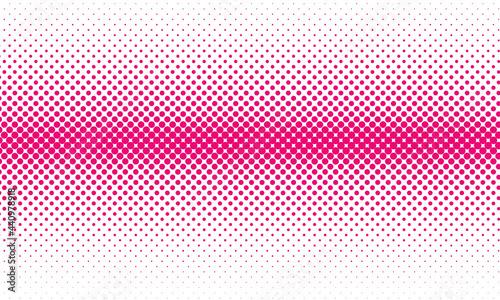 Fotografie, Tablou halftone background with fuschia color