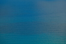 Le Sfumature Di Blu Dell'acqua Del Mare.