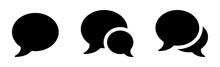 Bubble Chat Icon