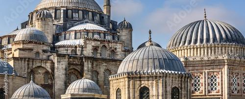 Fotografia Suleymaniye mosque