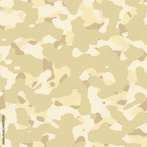 Tela Military and army camouflage seamless pattern