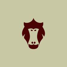 Monkey Baboon Logo