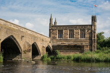 The Chantry Chapel Of St Mary The Virgin, Wakefield, Is A Chantry Chapel In Wakefield, West Yorkshire, England, And Is Designated A Grade I Listed Building By English Heritage.