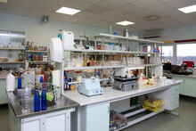 Laboratory Testing Food And Drink Products