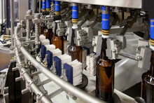 Automated And Mechanised Beer Bottling Plant