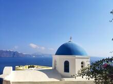 Santorini S View