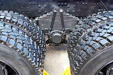 Truck Tread Tires And And Springs