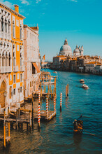 Canal Grande, Venice- Italy