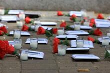 Palestine Memorial For Slain Children