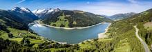Durlassboden Lake In Austria