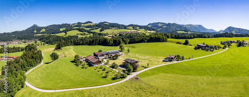Valokuva view from Buchberg hill near Ebbs