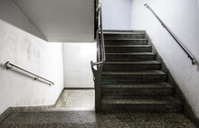 Modern Double Stairs