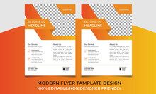 Modern Design Template For Corporate Meeting, Corporate Uses, Business Promote Template