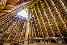 吉野ヶ里遺跡 竪穴住居内部 佐賀県神埼郡 Yoshinogari Ruins Tateana Jūkyo Indoor Saga-ken Kanzaki-gun